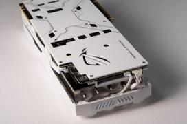 ASUS lanza su RTX 2080 Ti ROG STRIX White Edition a un precio de 1600 euros