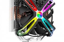 Zalman presenta el disipador en formato doble torre CNPS20X, capaz de disipar hasta 300W por 80€