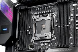 Asus anuncia nuevas BIOS para mejorar el overclock en los Cascade Lake-X