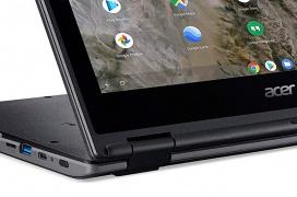 El Acer Chromebook Spin 311 R721T es un resistente convertible de 11.6