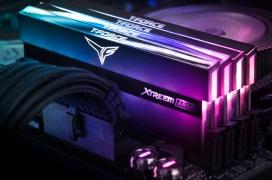 TeamGroup lanza sus memorias DDR4 T-FORCE XTREEM con ARGB y hasta 4.800 MHz
