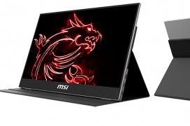 El MSI Optix MAG161V es el monitor portátil más fino del mundo y viene en 15.6