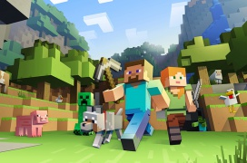 Minecraft en PlayStation 4 recibe crossplay con la actualización de la Bedrock Edition
