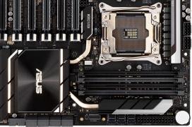 Asus lanza la placa base Pro WS X299 SAGE II para Cascade Lake-X con 8 fases de alimentación VRM y 7 PCIe x16