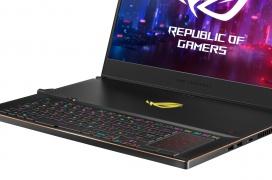 ROG Zephyrus S GX701: el portátil premium de Asus con 300 Hz, G-Sync y una RTX 2080 sale a la venta en España por 3.199€