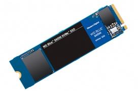 Los SSD Western Digital SN550 vienen en formato M.2 haciendo uso del bus PCIe 3.0 x4