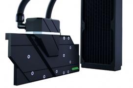 Alphacool Eiswolf Aurora, una refrigeración líquida All in One para tarjetas gráficas de AMD y NVIDIA
