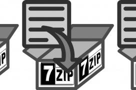 Cómo comprimir archivos a 7z con 7Zip en Windows