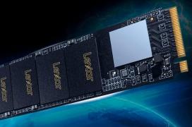 Lexar deja ver un prototipo de SSD M.2 PCIe 4.0 que alcanza los 7 GB/s