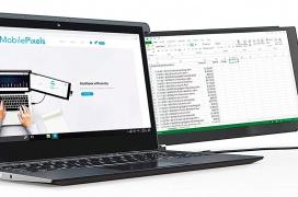 Mobile Pixels Duex Pro, una pantalla secundaria USB FullHD de 12,5
