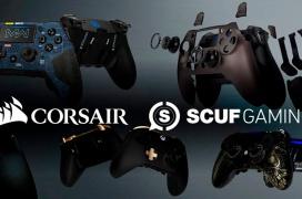 Corsair adquiere al fabricante de gamepads SCUF Gaming