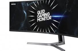 """Samsung lanza el gigantesco monitor gaming de 49"""" ultra-panorámico C49RG9 con HDR1000, 120 Hz y compatible con G-Sync y FreeSync2 por 1399€"""