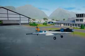 El creador del Kerbal Space Program anuncia el simulador de aviones Balsa Model Flight Sim
