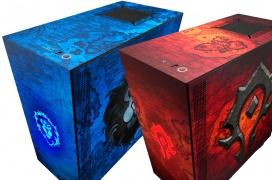 Con la semitorre NZXT H510 World of Warcraft puedes elegir si pertenecer a la Alianza o a la Horda
