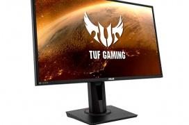 Asus presenta el TUF VG279QM, un monitor gaming con panel IPS de 27 pulgadas y nada menos que 280 Hz de refresco