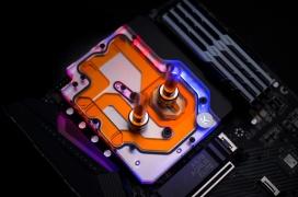 EK lanza su monobloque Quantum para las AORUS X570 Elite
