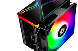 Doble zona RGB en el disipador ID-Cooling SE-234-ARGB con hasta 200 W de poder de disipación