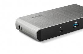 Kensington asegura plena compatibilidad con todos los dispositivos USB-C y Thunderbolt 3 en su dock SD5500T