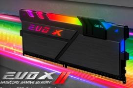 Geil lanza las memorias EVO X II AMD Edition optimizadas para Ryzen de tercera generación, 16GB a 3600 Mhz, CAS 18 y ARGB por 85 dólares