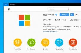 La aplicación de Instagram para Windows 10 se verá reconstruida desde cero este año