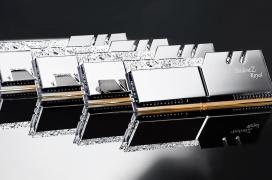 G.SKILL presenta las nuevas Trident Z con módulos de 32GB a 3200 MHz y CAS 14