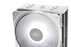 DeepCool viste de blanco a su disipador GAMMAXX GTE V2