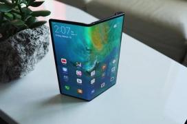 Aparece la primera unidad dañada de un Huawei Mate X debido a su pantalla