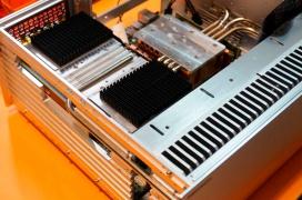 Un AMD EPYC 7551 de 32 núcleos y una RTX 2070 disipados de manera completamente pasiva en el nuevo PC de TureMetal