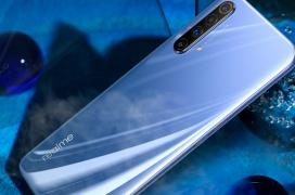 El Realme X50 se muestra en las primeras imágenes oficiales, y tendrá panel de 120 Hz, Snapdragon 765G y sensor principal de 64MP