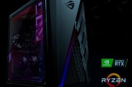 El PC gaming ROG STRIX G35DX de Asus llega potenciado por el Ryzen 9 3950X de 16 núcleos y la RTX 2080 Ti
