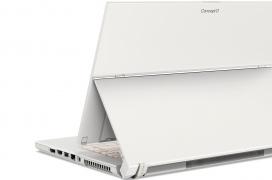 Acer ConceptD 7 Ezel Pro: toda la potencia de un ordenador profesional en un portátil convertible RTX Studio con panel táctil IPS 4K