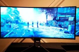 El monitor ultrapanorámico Acer Predator x38 ofrece resolución de 3.840 x 1.600 y HDR 400 en 2300R de curvatura