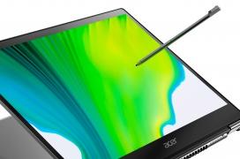 Acer Spin es el nuevo convertible de 14.9 mm que incluye el Acer Active Stylus con tecnología de Wacom