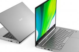 Los portátiles Acer Swift adoptan los recién lanzados procesadores AMD Ryzen 7 4700U