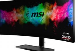MSI MAG342CQR, el primer monitor del mercado con un radio de curvatura 1000R