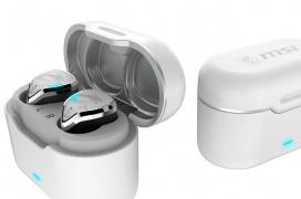 MSI entra el el mercado de los auriculares TWS con sus Creation CH40 con Bluetooth 5.0 y tan solo 5 gramos de peso