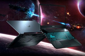 El renovado portátil de ASUS TUF Gaming A15 combina los nuevos procesadores AMD Ryzen 4000H con una RTX 2060