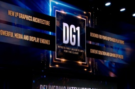 Intel deja ver en funcionamiento su primera gráfica dedicada Intel DG1 en un portátil