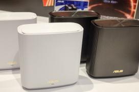 El ASUS ZenWiFi AX (XT8) es un sistema mesh formado por dos routers WiFi 6 a 6600 Mbps con WAN de 2,5 GbE