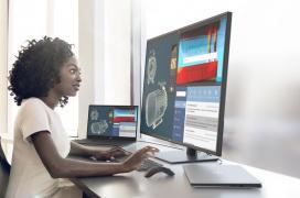 Los nuevos monitores Dell UltraSharp con USB-C son capaces de cargar un portátil mientras reciben imagen sobre el mismo cable