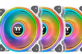 Thermaltake anuncia sus ventiladores para radiadores Riing Quad con más de 200 efectos de iluminación