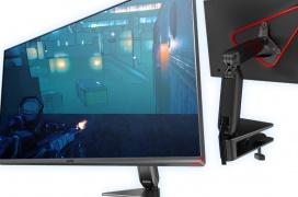 El monitor gaming 4K XPG Photon es capaz de alcanzar los 1.500 nits de brillo
