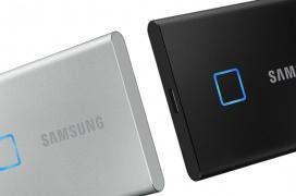 La nueva unidad SSD externa de Samsung incorpora seguridad biométrica para proteger sus datos