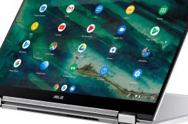 Asus Chromebook Flip C436 con pantalla táctil sin marcos y tecnología NanoEdge tiene batería para todo el día en apenas 1 kg