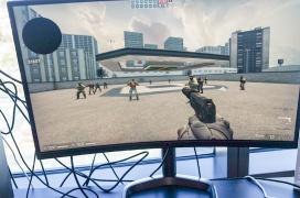 Cooler Master entra en el mercado de monitores gaming curvados con el GM27-CF de 165 Hz y el GM34-CW ultrapanorámico 1440p