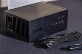 Las nuevas fuentes Dark Power Pro 12 de Be Quiet! pueden configurarse en un modo específico para overclock