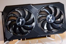 La nueva ASUS Dual RTX 2070 Mini está pensada para los Mini PC Intel NUC 9 Extreme