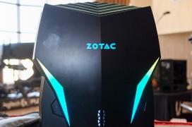 La tercera generación del PC-mochila para realidad virtual ZOTAC VR GO llega con un Core i7-9750H y una RTX 2070