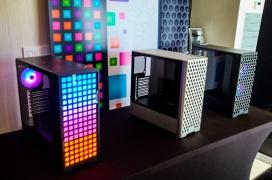 MetallicGear muestra dos de sus nuevos diseños en el CES con un frontal LED personalizable