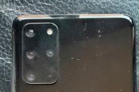Se filtra el Samsung Galaxy S20+ 5G con cuatro cámaras traseras